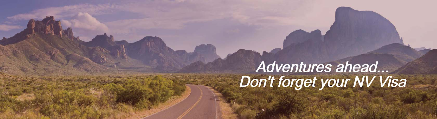 Adventures ahead? Don't forget your NuVista Visa